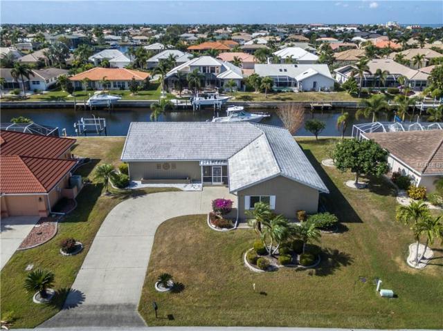 631 Andros Court, Punta Gorda, FL 33950 (MLS #C7248390) :: Godwin Realty Group