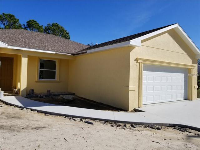 3358 Senlac Lane, North Port, FL 34286 (MLS #C7248661) :: Griffin Group