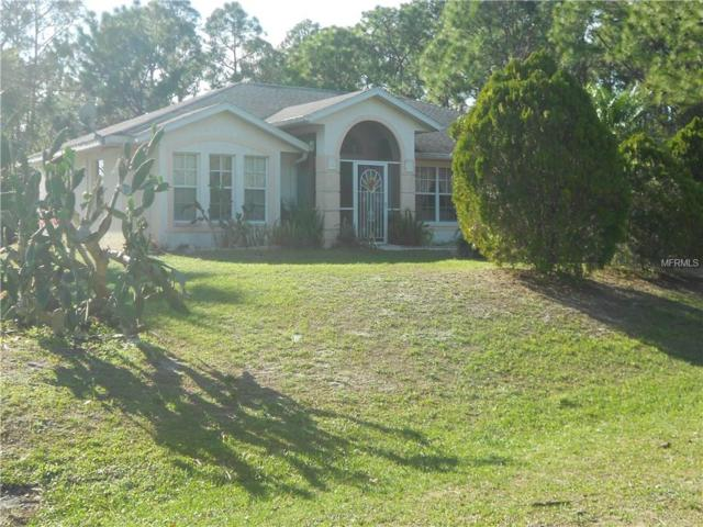 3143 Newmark Street, North Port, FL 34291 (MLS #C7248677) :: Godwin Realty Group