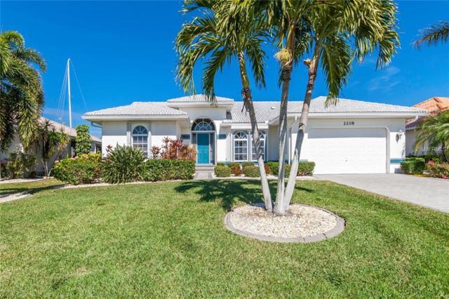 2208 Deborah Drive, Punta Gorda, FL 33950 (MLS #C7248725) :: The Lockhart Team