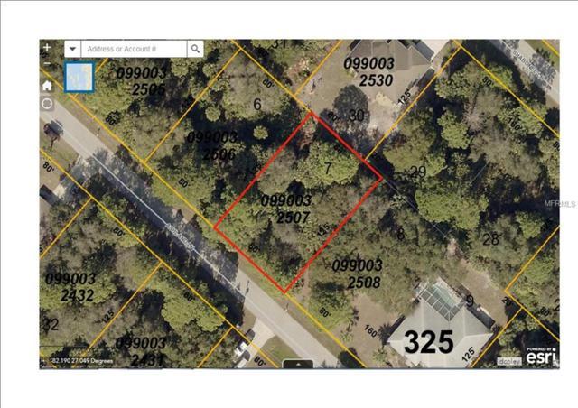 Ashland Lane, North Port, FL 34286 (MLS #C7248783) :: Griffin Group
