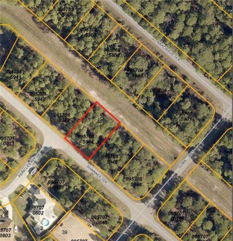 Shawnee Terrace, North Port, FL 34286 (MLS #C7248926) :: Griffin Group