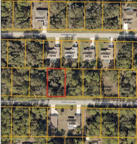 Pericles Avenue, North Port, FL 34286 (MLS #C7248931) :: KELLER WILLIAMS CLASSIC VI