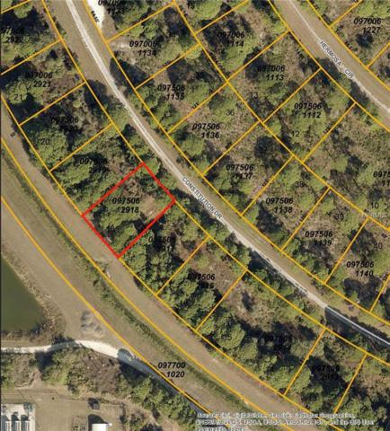 Constitution Drive, North Port, FL 34291 (MLS #C7248968) :: RE/MAX Realtec Group