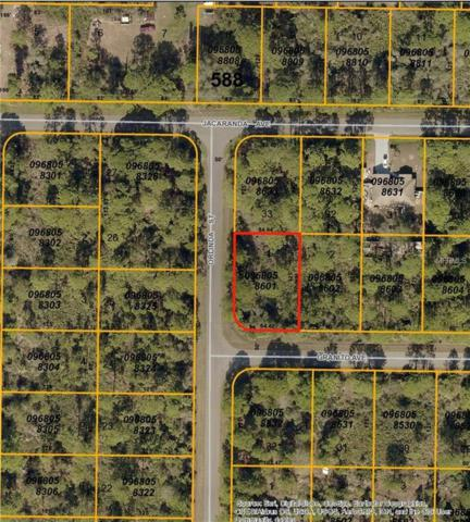 Granito Avenue, North Port, FL 34291 (MLS #C7248969) :: Medway Realty