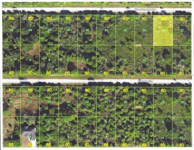 14195 Guadalcanal Avenue, Port Charlotte, FL 33953 (MLS #C7248999) :: Premium Properties Real Estate Services