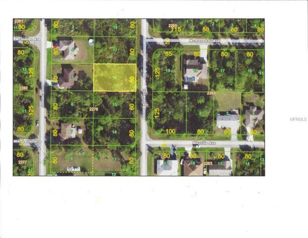 23216 Abrade Avenue, Port Charlotte, FL 33980 (MLS #C7249044) :: Griffin Group