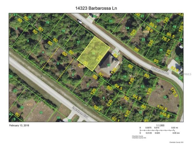 14323 Barbarossa Lane, Port Charlotte, FL 33981 (MLS #C7249068) :: The BRC Group, LLC