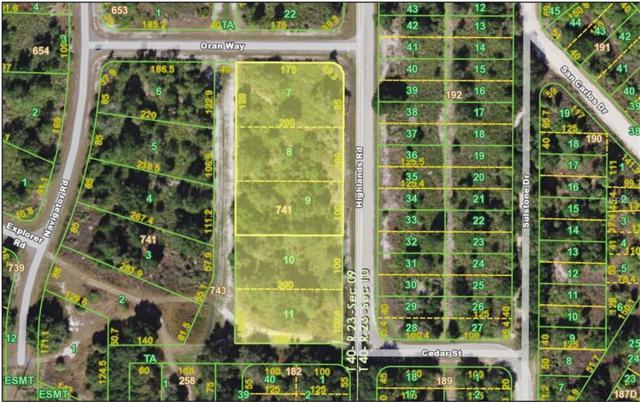 1215 Highlands Road, Punta Gorda, FL 33983 (MLS #C7249097) :: The Lockhart Team