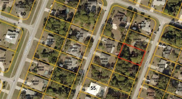 Ansonia Terrace, North Port, FL 34287 (MLS #C7249264) :: KELLER WILLIAMS CLASSIC VI