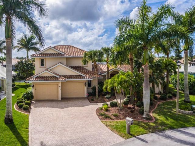 843 Bimini Lane, Punta Gorda, FL 33950 (MLS #C7249278) :: G World Properties