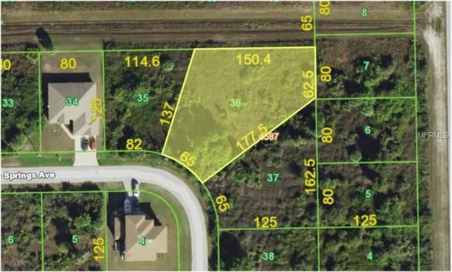 13468 High Springs Avenue, Port Charlotte, FL 33981 (MLS #C7249297) :: The BRC Group, LLC