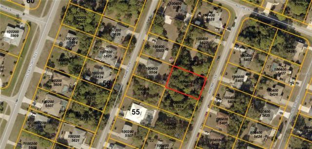 Ansonia Terrace, North Port, FL 34287 (MLS #C7249305) :: KELLER WILLIAMS CLASSIC VI