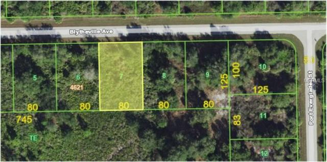 13265 Blytheville Avenue, Port Charlotte, FL 33981 (MLS #C7249338) :: G World Properties