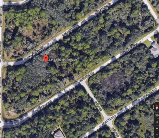 1346 Pocket Terrace, Port Charlotte, FL 33953 (MLS #C7249342) :: Premium Properties Real Estate Services