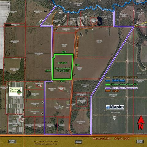 5480 Acorn Ranch Road, Punta Gorda, FL 33982 (MLS #C7249386) :: The Lockhart Team