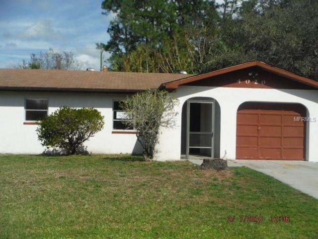 4020 Suburban Lane, North Port, FL 34287 (MLS #C7249414) :: Medway Realty