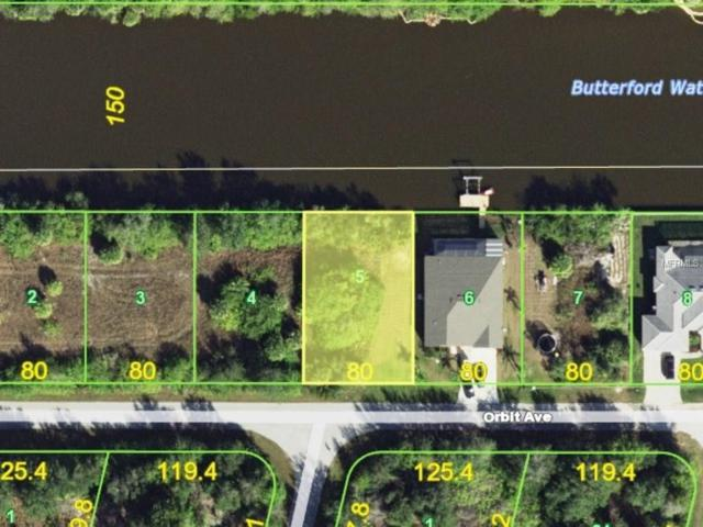 13930 Orbit Avenue, Port Charlotte, FL 33981 (MLS #C7249432) :: Medway Realty