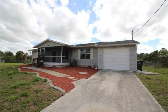 3580 Tonkin Drive, North Port, FL 34287 (MLS #C7249475) :: Medway Realty
