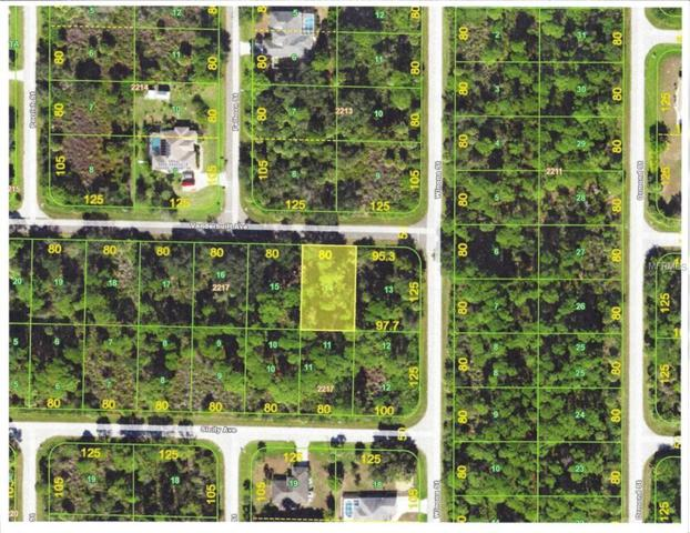 18105 Vanderbuilt Avenue, Port Charlotte, FL 33948 (MLS #C7249563) :: Griffin Group