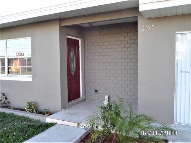 21577 Gibralter Drive, Port Charlotte, FL 33952 (MLS #C7249570) :: The Lockhart Team