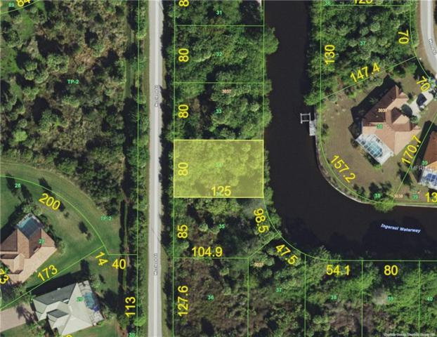 2194 Mccleod Street, Port Charlotte, FL 33953 (MLS #C7249598) :: Premium Properties Real Estate Services