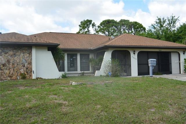 7029 Sea Mist Drive, Port Charlotte, FL 33981 (MLS #C7249612) :: Godwin Realty Group
