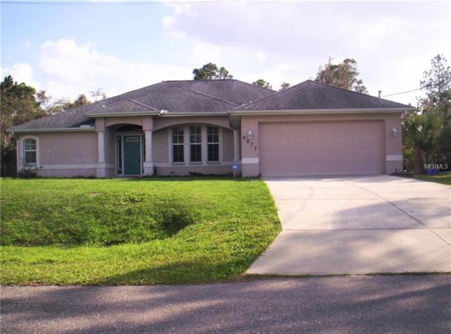 6677 Babbit Avenue, North Port, FL 34291 (MLS #C7249642) :: Griffin Group