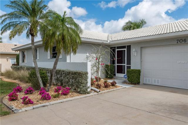 706 Santa Margerita Lane, Punta Gorda, FL 33950 (MLS #C7249652) :: The Duncan Duo Team