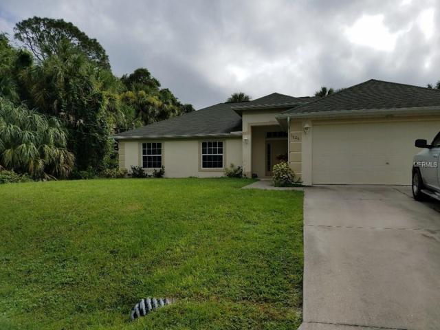 1626 Kirkwood Street, North Port, FL 34288 (MLS #C7249788) :: Premium Properties Real Estate Services