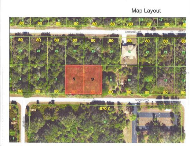 18416 Tulane Avenue, Port Charlotte, FL 33954 (MLS #C7249796) :: Griffin Group