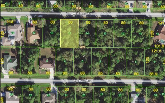 23415 Mccandless Avenue, Port Charlotte, FL 33980 (MLS #C7249838) :: Medway Realty