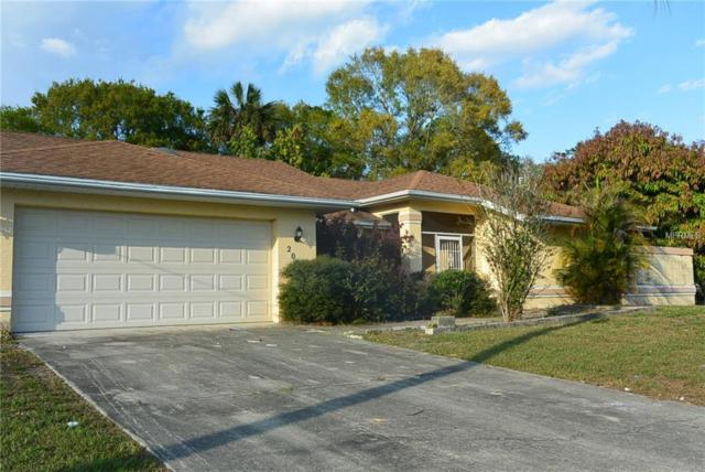 20326 Andover Avenue, Port Charlotte, FL 33954 (MLS #C7249904) :: Godwin Realty Group