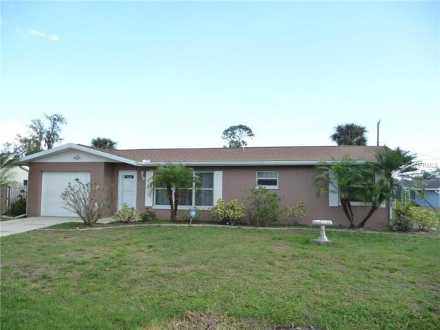 2282 Lee Terrace, Port Charlotte, FL 33952 (MLS #C7249924) :: KELLER WILLIAMS CLASSIC VI