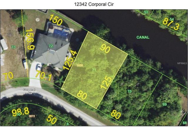 12342 Corporal Circle, Port Charlotte, FL 33953 (MLS #C7249944) :: Griffin Group