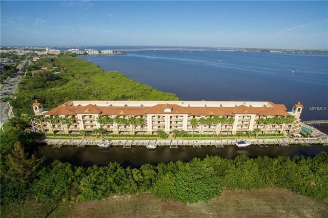 900 E Marion Avenue #1208, Punta Gorda, FL 33950 (MLS #C7249972) :: The Duncan Duo Team