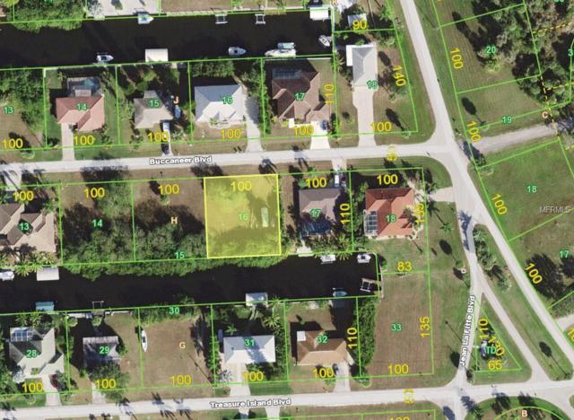 24357 Buccaneer Boulevard, Punta Gorda, FL 33955 (MLS #C7249982) :: Premium Properties Real Estate Services