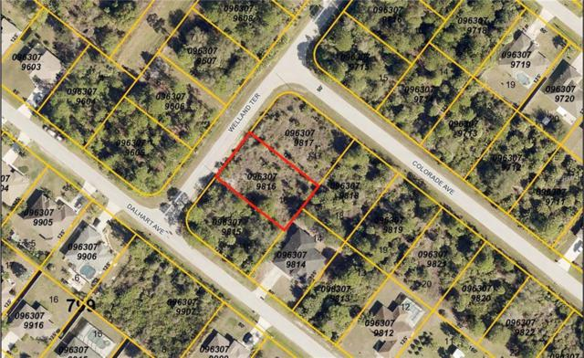 Welland Terrace, North Port, FL 34286 (MLS #C7250020) :: Griffin Group