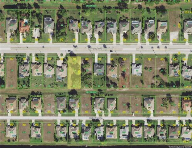 274 Rotonda Boulevard E, Rotonda West, FL 33947 (MLS #C7250037) :: Griffin Group