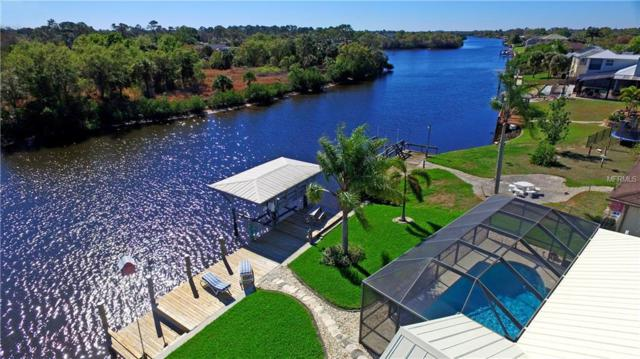2578 Broad Ranch Dr, Port Charlotte, FL 33948 (MLS #C7250054) :: Griffin Group