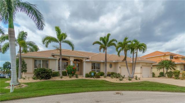1711 Los Alamos Drive, Punta Gorda, FL 33950 (MLS #C7250055) :: Griffin Group