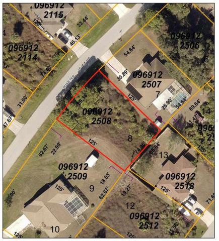 Duar Terrace, North Port, FL 34291 (MLS #C7250148) :: Premium Properties Real Estate Services