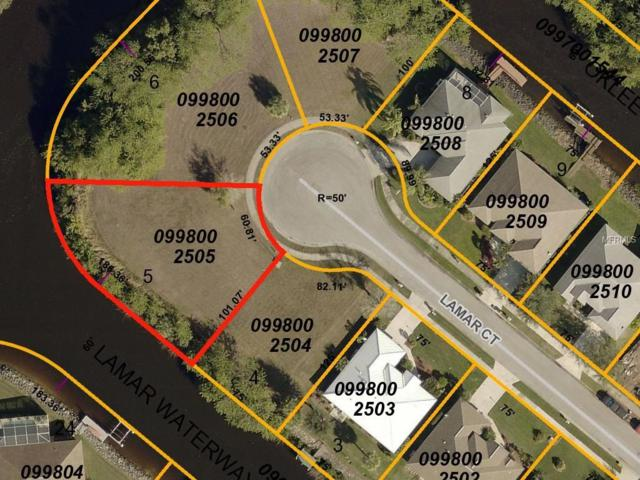 8571 Lamar Court, North Port, FL 34287 (MLS #C7250150) :: G World Properties
