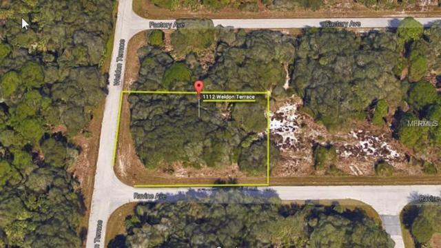 1112 Weldon Terrace, Port Charlotte, FL 33953 (MLS #C7250172) :: Godwin Realty Group