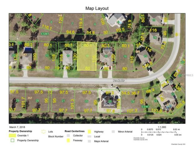 25700 Prada Drive, Punta Gorda, FL 33955 (MLS #C7250185) :: Premium Properties Real Estate Services