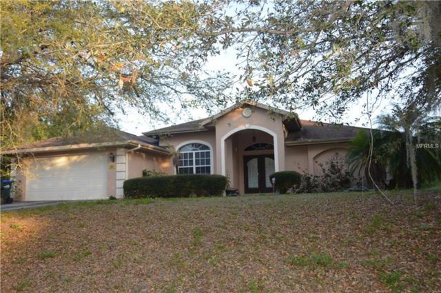 5363 Tevis Terrace, North Port, FL 34288 (MLS #C7250283) :: Griffin Group