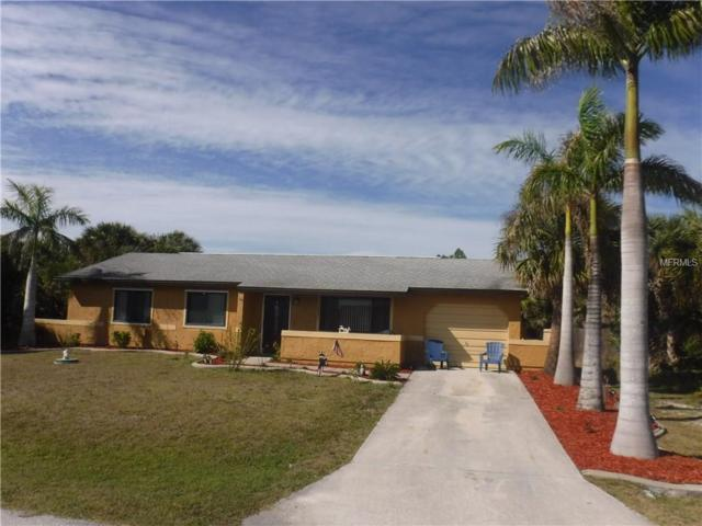 18471 Van Nuys Circle, Port Charlotte, FL 33948 (MLS #C7250289) :: Griffin Group