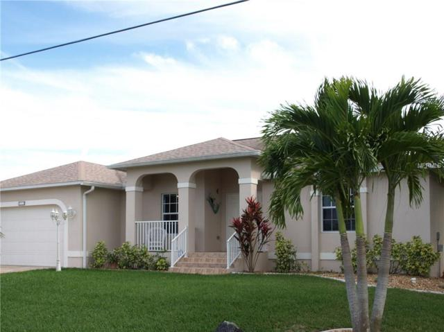 711 Deauville Drive, Punta Gorda, FL 33950 (MLS #C7250334) :: KELLER WILLIAMS CLASSIC VI