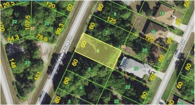 111 Beau Rivage Drive, Rotonda West, FL 33947 (MLS #C7250383) :: Griffin Group