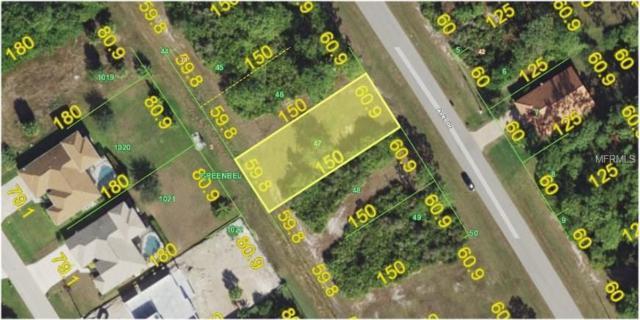 237 Antis Drive, Rotonda West, FL 33947 (MLS #C7250384) :: Griffin Group